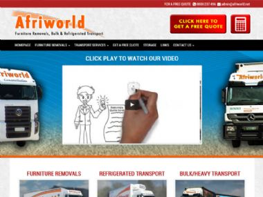 Afriworld Furniture Removals<br><a href='http://www.afriworld.net' target='_blank'><small>www.afriworld.net</small></a>